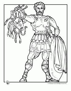 Kleurplaat HERA the Greek matron goddess coloring page
