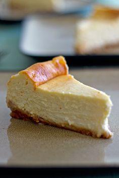 Coconut Cheesecake with Graham Cracker Crust (use KinniKinnick #glutenfree graham style crumbs for the crust)