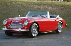 1964 Austin Healey 3000 Mark II BJ7