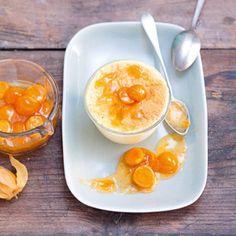 Käse-Soufflé Rezept | Küchengötter Dessert Recipes, Desserts, Nice Cream, Frozen Yogurt, Angst, Cake, Pudding, Sweets, Snacks