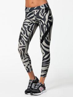 Run Tf Tights - Adidas By Stella Mccartney