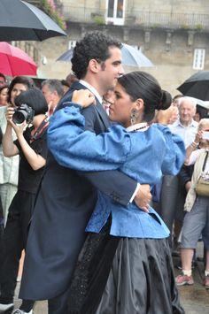 Santiago de compostela - ślub