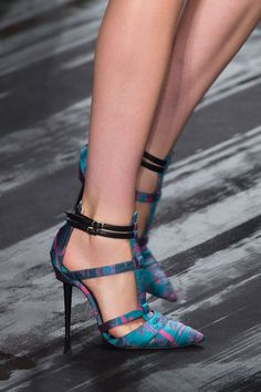 J. Mendel at New York Spring 2015 (Details)