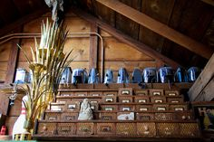 """Card Catalog,"" by Jessica Lamirand, via Flickr -- ""Photos from Hillside Gardens, Colorado Springs, July 2013."""