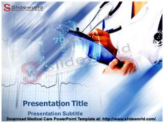 Medical Care Powerpoint #Template - slideworld.com