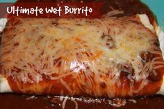 Ultimate Wet Burritos