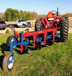 IH 412 4-Bottom 2-Point Fast-Hitch Plow