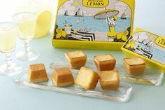 資生堂パーラーレモンの風味豊かな夏限定チーズケーキ3アイテムを4/25より発売開始