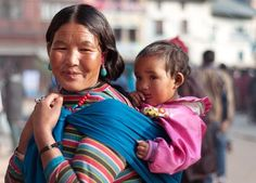 Mother and Child, Kathmandu, Nepal. Photo by Peter Sumner — National Geographic Your Shot
