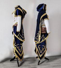 Jaina World of Warcraft (Battle for Azeroth) costume