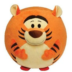 ac9f63eb621 Amazon.com  Ty Beanie Ballz Tigger Plush  Toys   Games