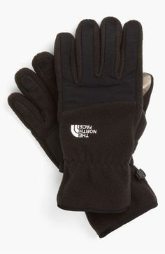 The North Face 'E-Tip Denali' Fleece Gloves | Nordstrom