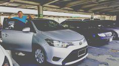 TOYOTA VIOS at Suvarnabhumi Airport, Bangkok. Suvarnabhumi Airport, Toyota Vios, Car Rental, Bangkok, Cars, Vehicles, Autos, Automobile, Vehicle