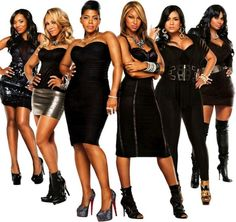 From the ladies to the gents, New York to Atlanta, the cast members of the Love and Hip-hop series have had their run-ins with the law.   In the hip-hop culture it's not a surprise that some have records. What is surprising is the fact that majority of the cast are women and   they have the records! Wow! (4UMF.COM NEWS)