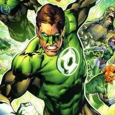 A fierce looking Hal