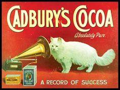 Retro Cadbury advert