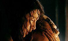 Jamie comforting Claire #Outlander #OutlanderSeries Episode 101 'Sassenach'