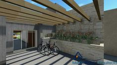 Planos de Casas  Proyecto de Arquitectura VILLA TOSCANA