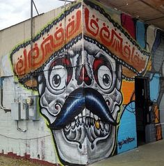 Street Art Buzz on