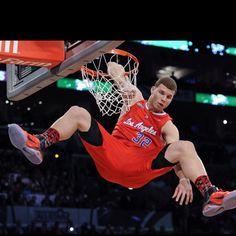 Slam dunk contest Blake Griffen