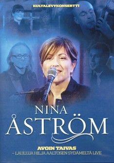 Nina Åström - Avoin taivas - Live DVD