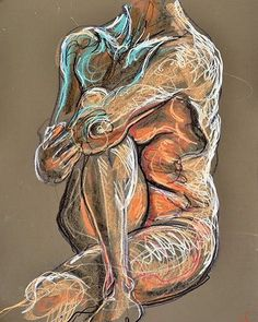 Exceptional Drawing The Human Figure Ideas. Staggering Drawing The Human Figure Ideas. Human Figure Drawing, Life Drawing, Drawing Art, Drawing Tips, Form Drawing, Pastel Drawing, Art Sketches, Art Drawings, Figure Drawings
