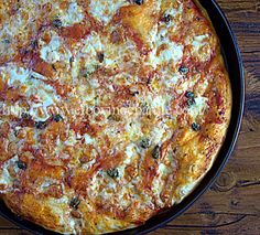 Pizza di Gabriele Bonci - Bonci's pizza