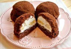 Köfteli Yelpaze Patates Tarifi - Güncel Tarif Easy Cake Recipes, Pie Recipes, New Cake, Food Cakes, Mole, Biscuits, Cheesecake, Muffin, Pudding