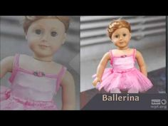 Doll Costume Dress Up (Part 1 of 2) - SEWING WITH NANCY - YouTube