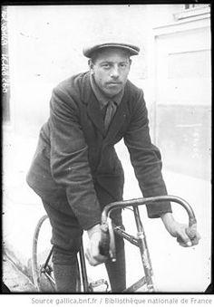 TOUR DE FRANCE 1921 VAINQUEUR LEON SCIEUR
