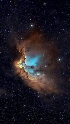 The Wizard Nebula!