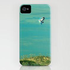Seaside Kite iPhone Case by RDelean - $35.00