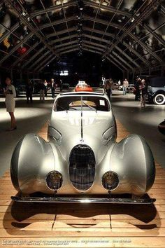 Talbot-Lago T150-C SS Teardrop Coupé. A French Masterpiece