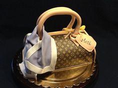Louis Vuitton  Cake by Flauzia