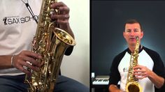 How to play Altissimo Notes on Alto Sax Free saxophone lesson from www.mcgillmusic.com Sax School online saxophone lessons.