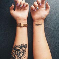 #tattoo #tattoos #littletattoos #dreamer