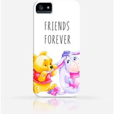 0226e043766 Items similar to Baby Pooh Eeyore Friends Forever iPhone 6 Case iPhone 5  Case iPhone Case iPhone 4 Case Samsung Galaxy Case iPhone Hard Plastic Case  on Etsy