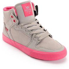 girl supras shoes