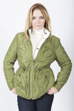 STEILMANN REVERSABLE JACKET Winter Collection, Military Jacket, Fall Winter, Fashion Dresses, Bomber Jacket, Jackets, Fashion Show Dresses, Down Jackets, Field Jacket