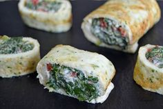 Quiche, Sushi, Food Porn, Paleo, Food And Drink, Cooking Recipes, Ethnic Recipes, Salads, Mini Cheesecakes