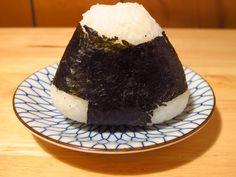 Onigiri (おにぎり) / Omusubi (おむすび) - Japanese Rice Balls