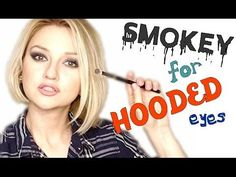 Aly Art Smokey Makeup for Hooded Eyes You can help me to grow my channel, even 1…