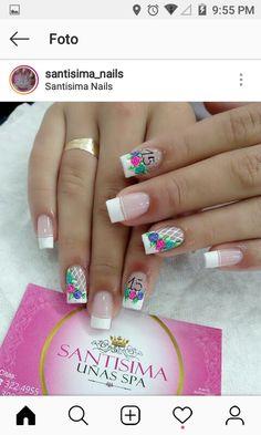 Christmas Design, Nail Designs, Lily, Make Up, Nail Art, Nice Nails, Nail Arts, Encapsulated Nails, Nail Ideas