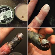 "9,208 Likes, 484 Comments - Marc Clancy (@powdah) on Instagram: ""Rotting finger. I created this effect using a false nail larger than my real one to give the…"""