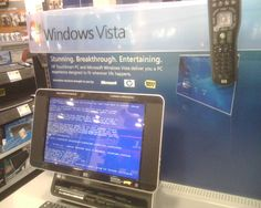 Windows Vista #bsod #pbsod