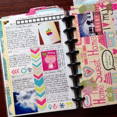 iowajewels: Arc Planner and Journal of Cuteness Week Five