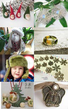 Christmas gift ideas by Elena on Etsy--Pinned with TreasuryPin.com