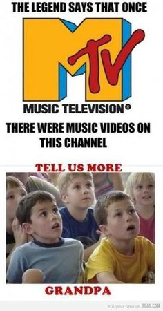 Old school MTV