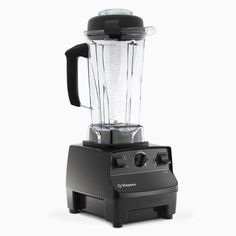 Vitamix 5200. Best. Blender. Ever. You would be shocked at what sorts of fruits and veggies you can sneak into your kids food and drinks after they're blended up in the vitamix. This mixer can even blend delicious sorbets and ice creams in seconds. Gotta love that!
