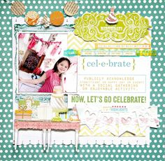 Webster's Pages [Party Time] Collection